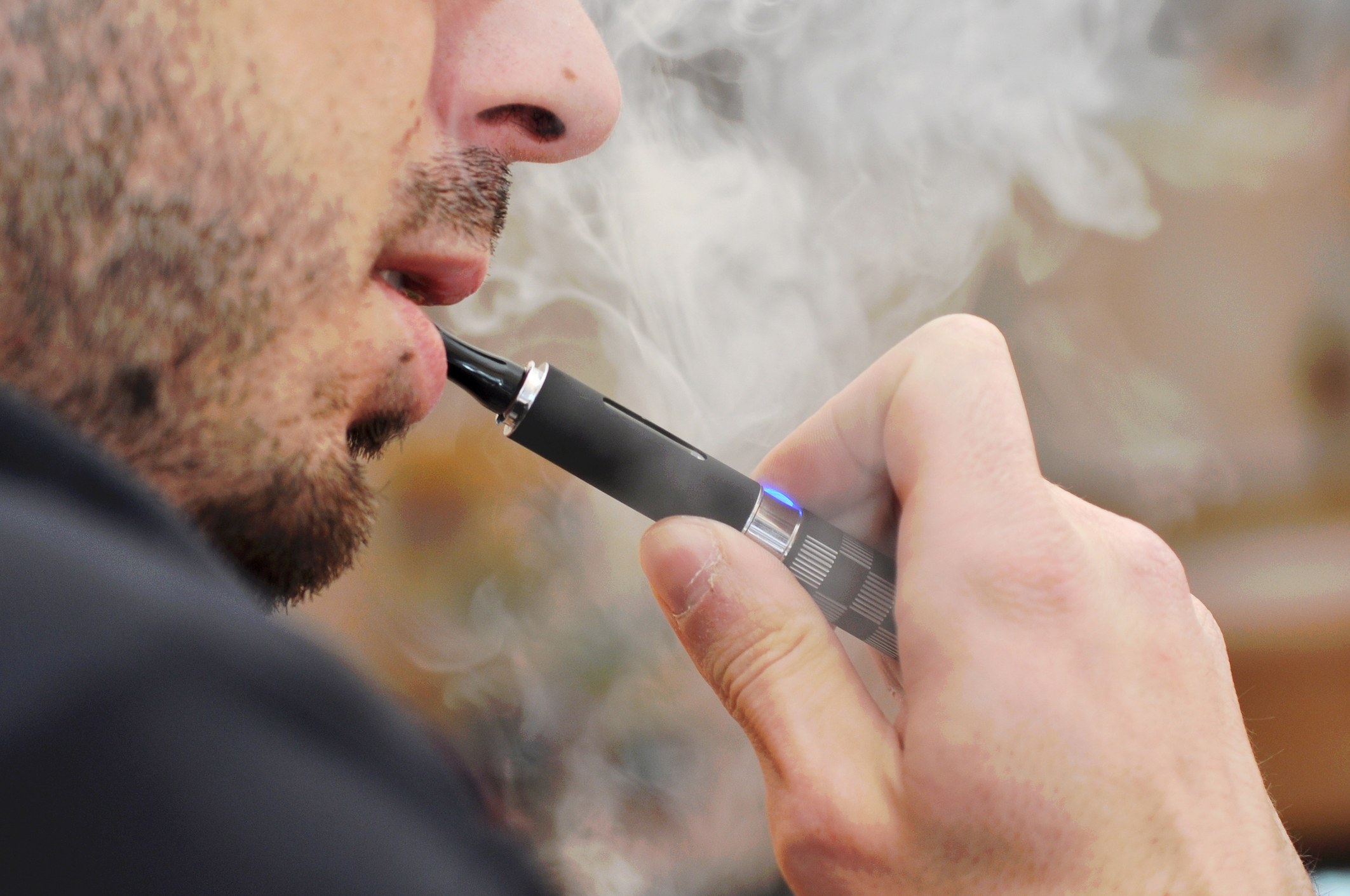 Nicotine-based E-cigarettes may be as harmful as smoking