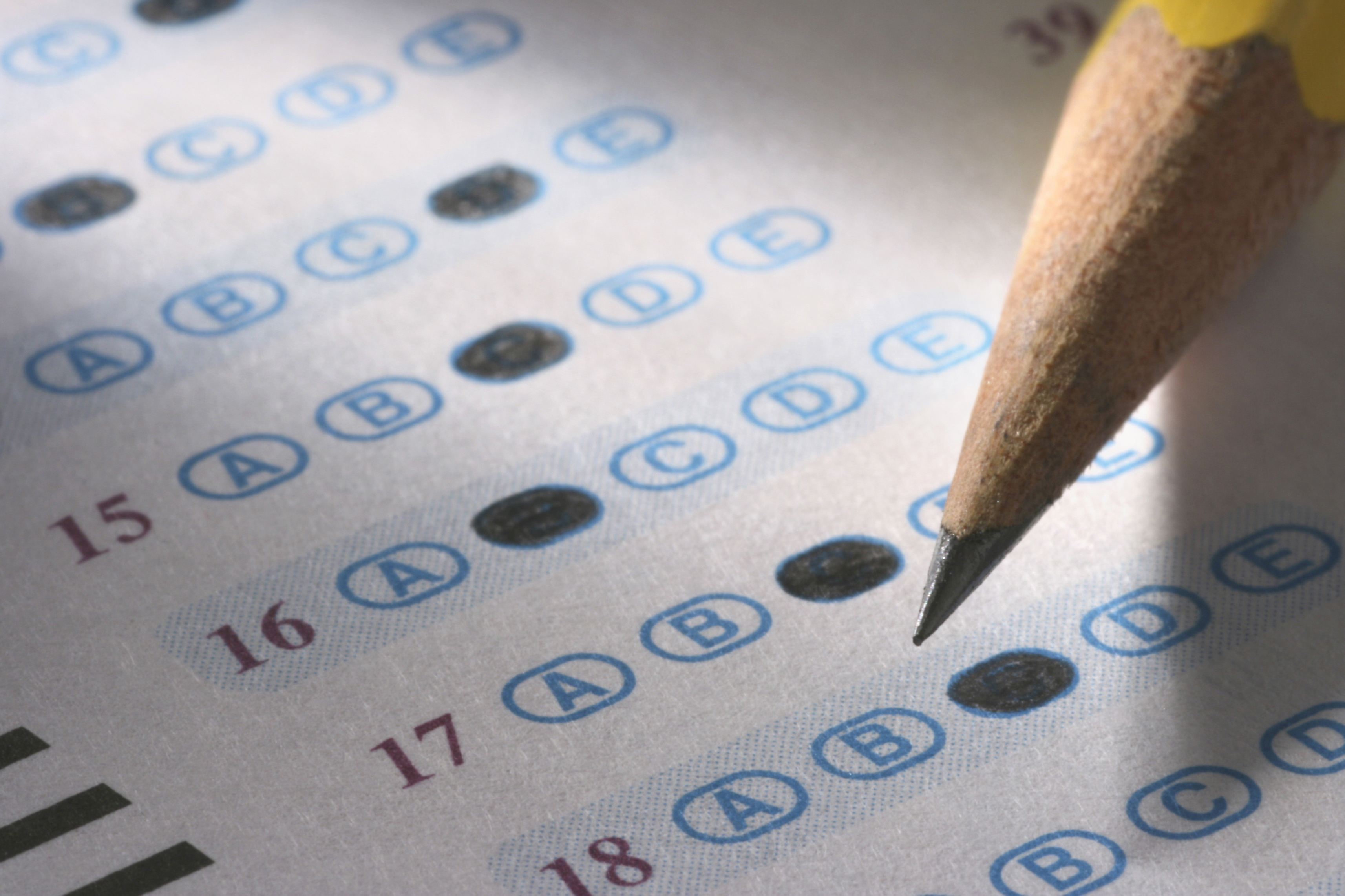 Free Admissions Tests Help More Poor Students Go to College
